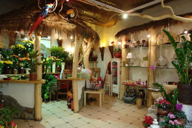 Salon florystyczny Amazonia w Bolesławcu