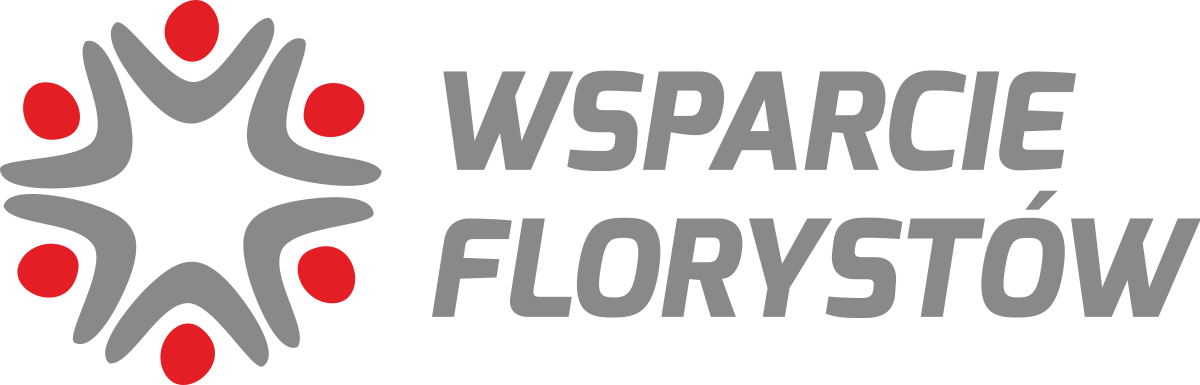 Logo Wsparcie Florystów